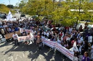 Com falta de propostas, trabalhadores estaduais da Saúde mantêm greve em São Paulo