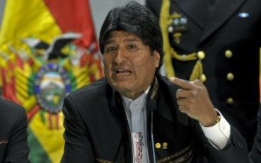 UNASUR will meet to repudiate the operation against Bolivian President Morales