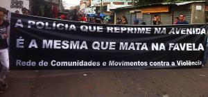 Manifestações no Brasil: Em um sistema que tem como signo a violência a única resposta superadora é a Não Violência