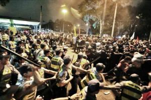 Associação de jornais condena ação policial em protesto contra reajuste de passagens em SP