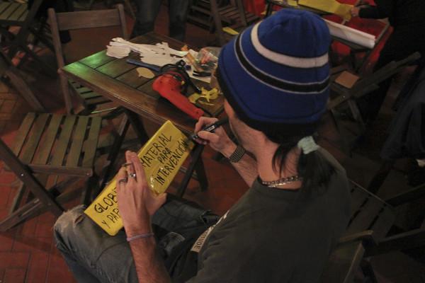 Fotorreportaje: Presentación Proyecto Squatters – Buenos Aires – Argentina