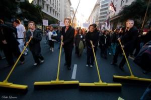 Denuncian el deterioro de la salud, la educación y la cultura en Buenos Aires
