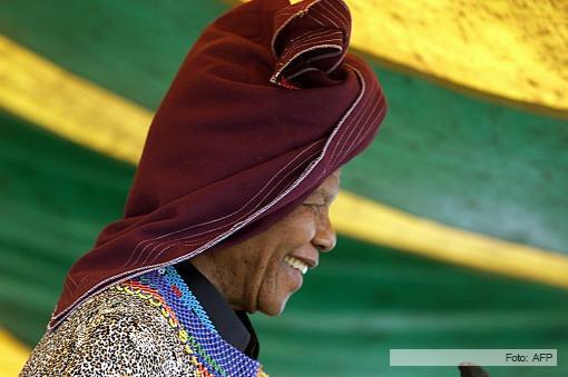 Gran mejora de Mandela en la víspera de su cumpleaños 95
