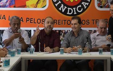 Centrais marcam novo ato contra terceirização para 6 de agosto em todo o Brasil