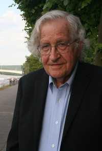 Chomsky: EU e Israel, amenazas principales a la paz mundial