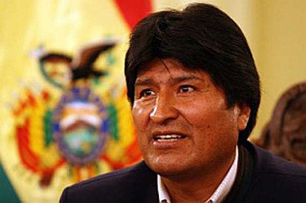 """Presidente boliviano diz que proibição de voo na Europa responde a """"política imperialista"""""""
