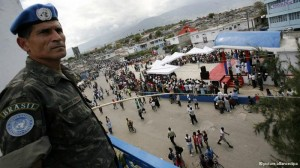 Solução para o Congo é política, diz chefe de missão da ONU