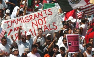Immigrant Communities in Action (ICA) expresses our collective alarm and opposition to the Senate bill, S.B. 744