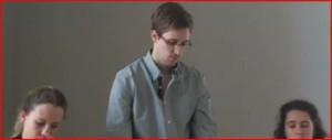 Edward Snowden : « J'ai fait ce que j'ai cru bon »
