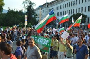 Bulgaria: in piazza contro mafia e corruzione