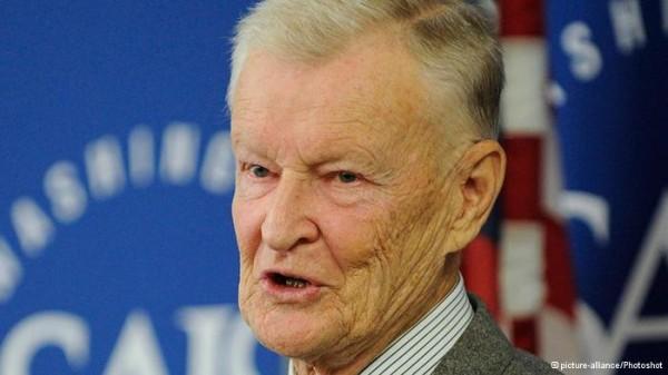 """Brzezinski: Syria strategy is """"a well-kept secret"""""""