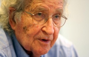 Noam Chomsky on Egypt's Coup