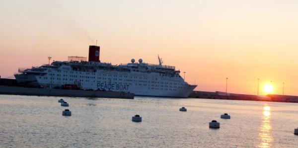 Peace Boat torna a fare tappa in Italia