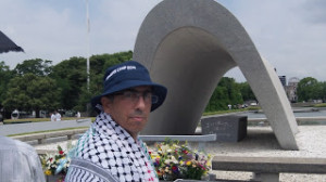 Hiroshima – stark images by a Palestinian