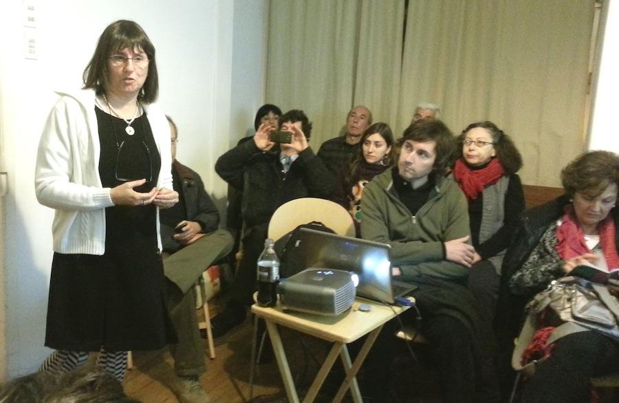 Rosita Ergas- presentacion