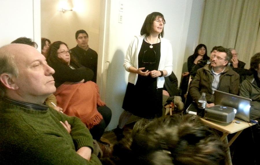 Rosita Ergas presentacion monografia