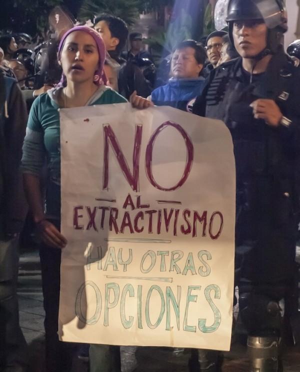 Fin de la Iniciativa Yasuní ITT: «el mundo nos ha fallado»