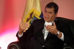 Rafael Correa avertit d'actions délibérées visant à affaiblir l'intégration en Amérique latine