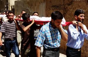 Síria: Liga Árabe responsabiliza regime por ataque de quarta-feira