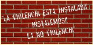 Talleres de no-violencia en el Barrio
