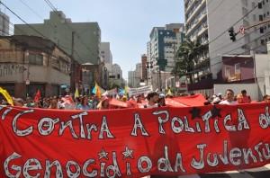Grito dos Excluídos reúne 4 mil em São Paulo contra a violência na periferia