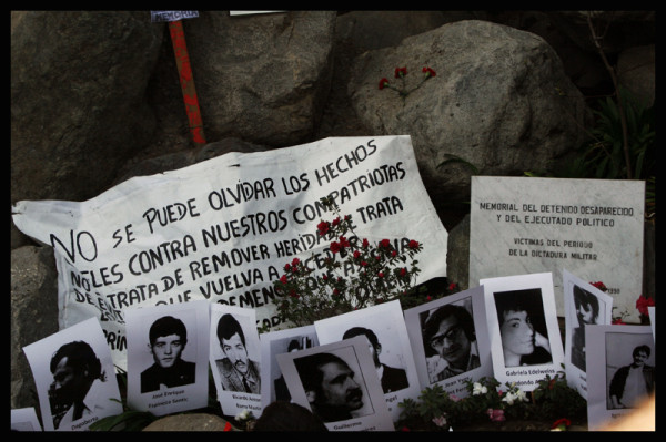 Forty years after the coup d'état Chileans demand truth and justice