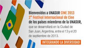 """2º Festival Internacional  UNASUR Cine """"Integrando la diversidad"""""""