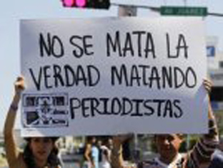 Threats and censorship at peak in Veracruz, Oaxaca, Michoacán and Zacatecas