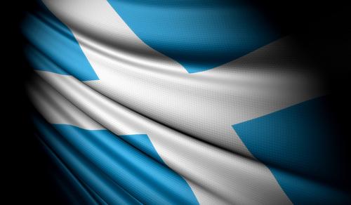 Decenas de miles marchan en Escocia a favor de su independencia