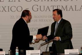 Tratado de Livre Comércio entre México e Guatemala entra em vigor