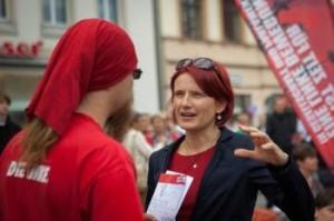 La izquierda alemana, la gran sorpresa de la campaña electoral
