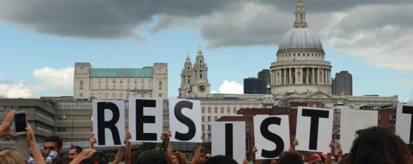 resist arms