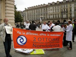 A Torino: Peace Mob: facciamo scoppiare la pace!