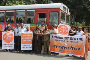 India – spreading smiles to revive humanity