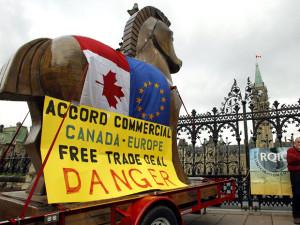 L'Accord de libre-échange Union européenne–Canada est inacceptable