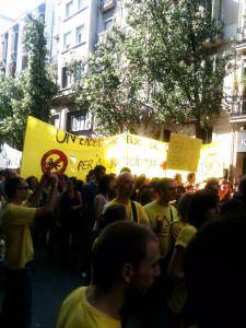Huelga en educación: ni LOMCE ni recortes