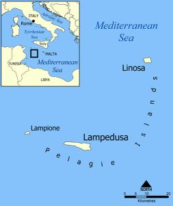 War on migrants behind Lampedusa tragedy