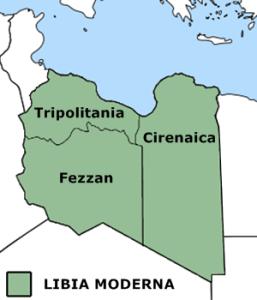 La Cirenaica annuncia un governo autonomo