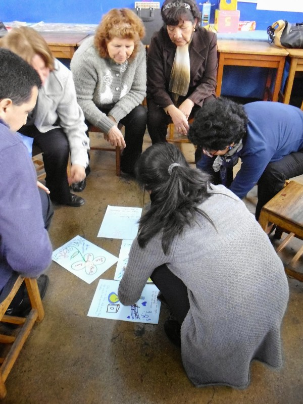 La COPEHU presenta proyecto piloto en escuela pública