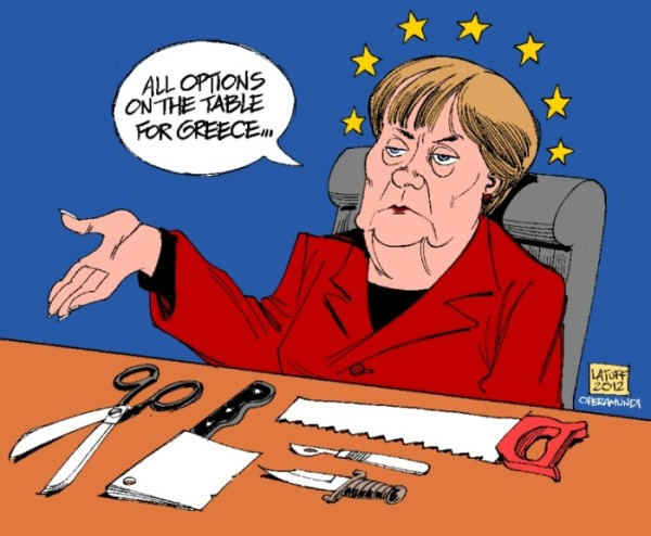 « Argent contre réformes structurelles »: les contrats européens se précisent
