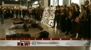 """""""Civil Society Isn't Welcome & Corporations Are"""": Youth Activist on Being Banned from Climate Talks"""