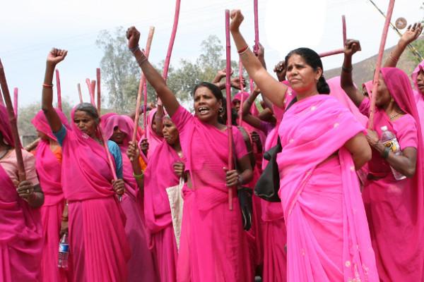 We need local movements, not more expensive NGOs — just look at India's Gulabi Gang