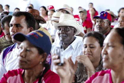 La Yaguaina, chronique d'une commune venezuelienne
