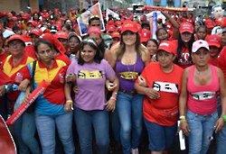 Le Venezuela est reconnu comme pays leader en matière de justice de genre au sein du Mercosur