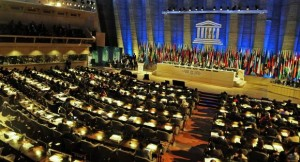 Le président de l'Equateur a dénoncé devant l'Assemblée plénière de l'Unesco la catastrophe environnementale provoquée par Chevron