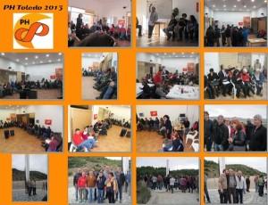 Encuentro de los Partidos Humanistas europeos en Toledo