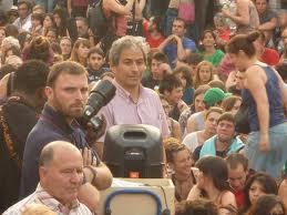 Aguilar está moviendo las elecciones del Colegio de Profesores de Chile