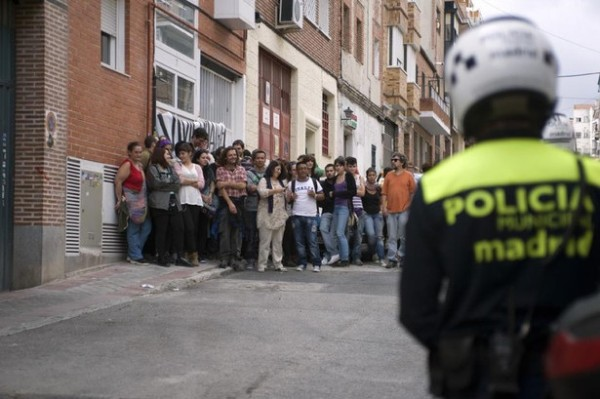 Spain's housing activists scale up squatter movement