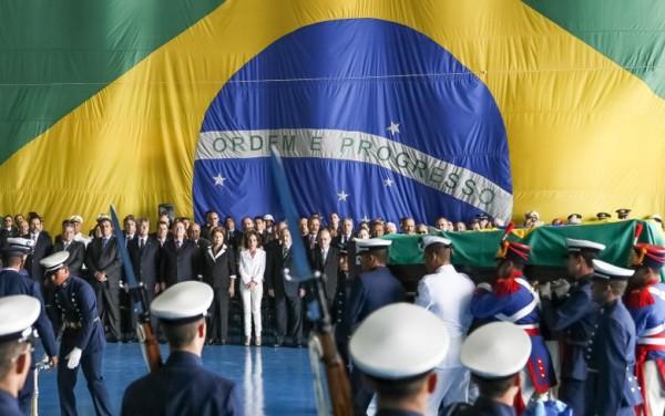 Quase 50 anos depois, Jango volta a Brasília como chefe de Estado
