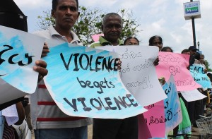 Transforming anger into nonviolent power
